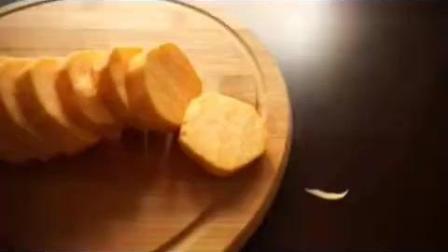 【冷不丁团子】红豆沙和红薯做馅, 好吃好看!