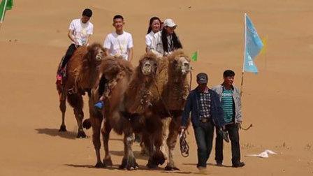 2017中国定向沙漠越动578圆满落幕