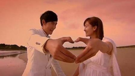 张睿李晟海边浪漫约会, 张睿唱歌表白李晟真是甜炸了