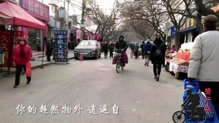 骑行北京第1集《穿越百年老街》