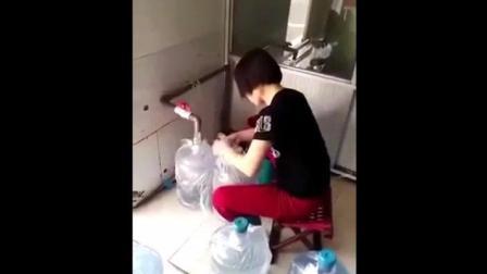 纯净水的制作秘法
