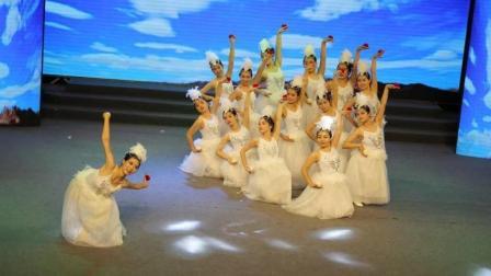 鲁山县第一幼儿园  舞蹈  向天歌