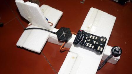 PIX-固定翼 第一课