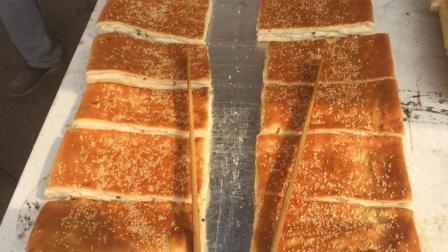 正宗香酥芝麻饼, 老北京香酥芝麻饼, 香掉牙千层饼