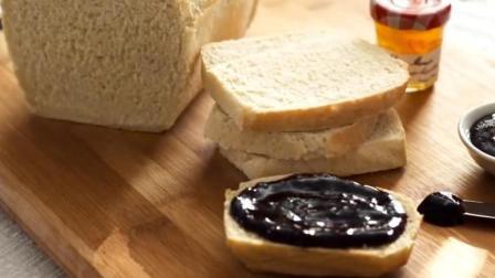 用料最简单的大豆吐司, 减肥者都欲罢不能的低脂主食