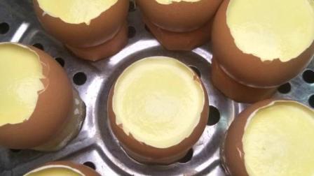 牛奶鸡蛋布丁做法