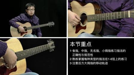 左手24种指法练习 高音教官方教材视频