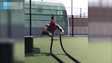 极限健身, 这种爆发力和灵活度, 你能做到吗