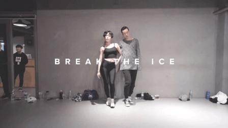 Break The Ice - Britney Spears - Hyojin Choi 编舞