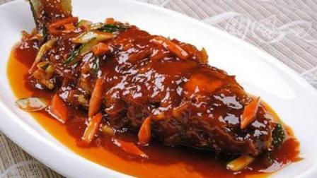 """""""糖醋鱼""""的做法, 做法简单, 比红烧鱼好吃10几倍"""