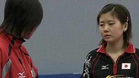日本媒体对福原爱的印象: 长相可爱, 输球就哭的小女孩