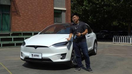 老司机试车: 韩路试驾智能电动SUV特斯拉Model X