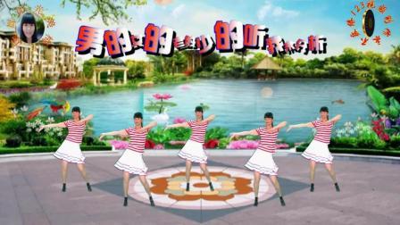 阳光美梅广场舞【放下手机】