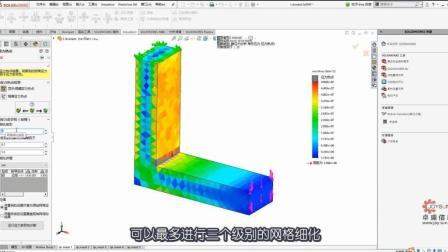 SOLIDWORKS 2018新功能_07 Simulation——卓盛信息
