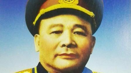此人连续9年没有上过战场, 1955年却被授大将军衔, 排名第二
