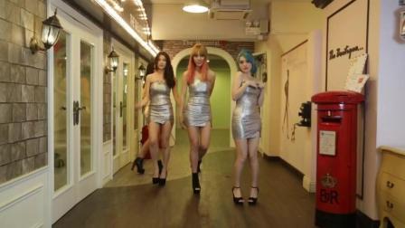 这支才花736元拍摄的MV歌名叫《Sugar Baby》