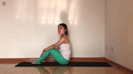 瑜伽教学系列之简易拱背式