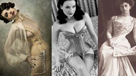 最古老的女性内衣,长期穿戴可能会要了你的命