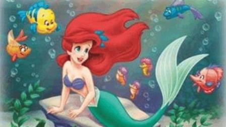 你还记得儿时的动画片吗? 安徒生讲故事-美人鱼的故事