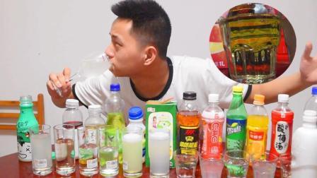 不作会死 2017:测试十二瓶饮料 看看哪些饮料是可以被漂白剂给漂白的 102        9.1