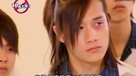 看过这部电视的都奔三了吧, 上映之后就一直占据TVB收视率前三的青春剧