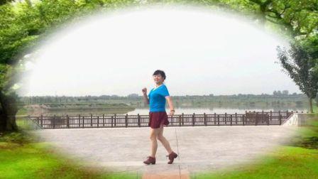 风中梅花广场舞 迪斯科(32步自由舞)彭晓晖编舞