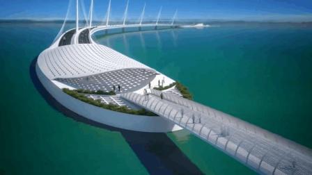 这项超级跨海工程, 比杭州湾跨海大桥还霸气!