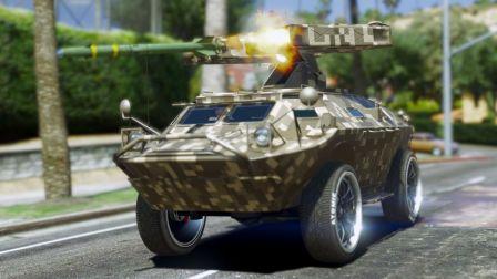 【小煜】GTA5 MOD 六发穿天猴的威力十足 (下) 侠盗飞车 GTA5 GTAV 小煜解说 下载 安装 教程 MOD 模组