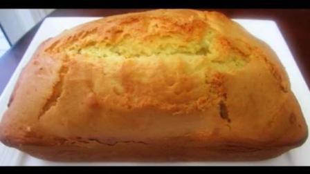 简单轻松的蛋糕食谱, 黄油磅蛋糕在家做