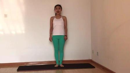 瑜伽动作教学系列之腰转动式 可缓解便秘, 排除腹内胀气