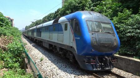 [火车][一号机]DF11G+BSP25T[Z207]