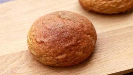 咖啡奶香面包, 一款浓浓奶香味的咖啡面包