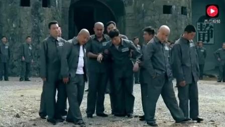 孙红雷在监狱巧遇仇人, 接下来的一刻太霸气