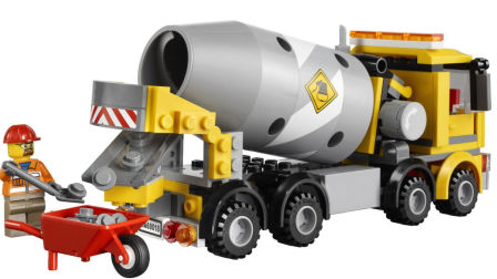 工程车玩具系列 精典图片赏析 儿童益智