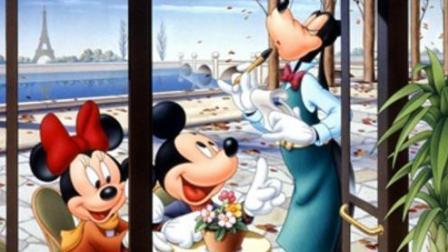 米奇漫游仙境 厨房享受美食