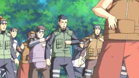 火影忍者: 卡卡西为一刀就秒了忍刀七人众攻击最强者 你弱爆了