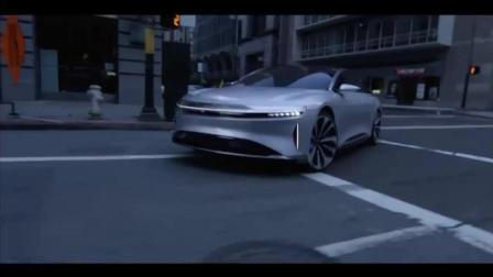 又一款电动汽车 Lucid Air发布。