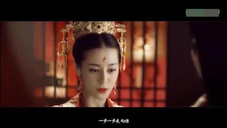 鹿晗、迪丽热巴《上邪》陆地夫妇红衣大婚, 嫁衣似火太美!
