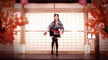 幽默了笑话: 去年最火的舞蹈妹子穿高跟鞋跳