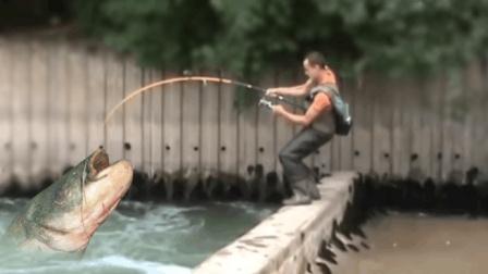 一次看个过瘾, 看钓鱼人的千姿百态