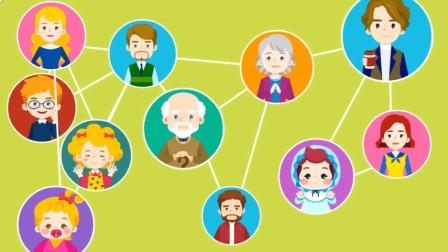 主题英语家庭: 家庭成员和家庭树