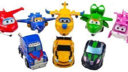 超级飞侠3 变形警车珀利小汽车赛车玩具 赛尔号