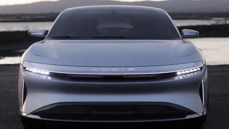 2019款Lucid Air电动汽车, 1000马力, 350公里每小时