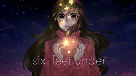 [重置版--怪诞小镇mabill手书-]six feet under