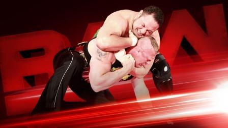 狂野角斗士中文解说 WWE2017年7月4日狂野角斗士之WWE美国职业摔角赛
