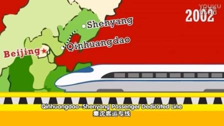 5分钟了解中国高铁