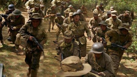日军混在撤退的川军团里, 结果一首军歌让他们命丧黄泉