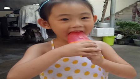小猪佩奇玩具2017之小猪佩奇做水果冰淇淋 真人版制作冰淇淋大全