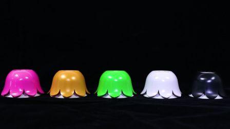 企业文化系列之《江南电器JQ系列灯座》三维演示