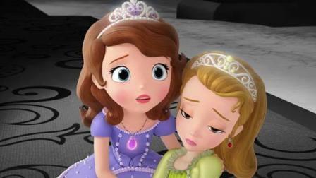 小公主苏菲亚动画片 索菲亚公主洗衣服_倒霉熊